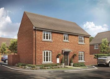 Thumbnail 4 bedroom detached house for sale in Milton Keynes, Buckinghamshire