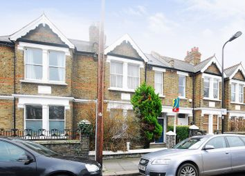 Thumbnail 1 bed flat to rent in Antrobus Road, Chiswick