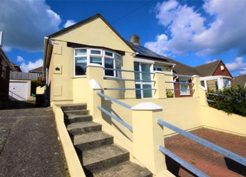 Thumbnail 3 bed semi-detached bungalow for sale in Treverbyn Road, Plymouth, Devon
