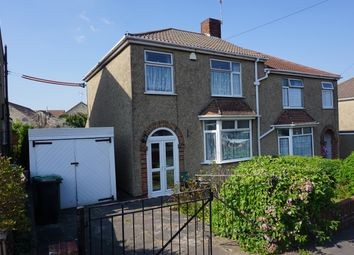 Thumbnail 3 bed semi-detached house to rent in Yew Tree Drive, Bristol