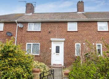 Thumbnail 3 bed terraced house for sale in Notley Road, Lowestoft