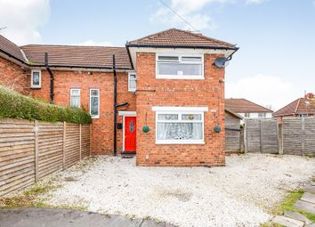 Thumbnail 3 bed semi-detached house for sale in Hampton Place, Wednesbury