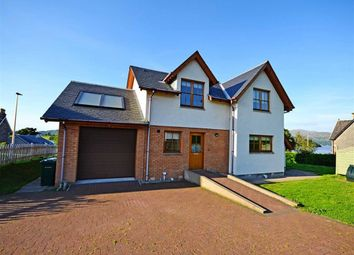 Thumbnail 3 bed detached house for sale in Falls Crescent, Connel, Argyll