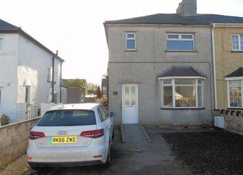 Thumbnail 4 bedroom semi-detached house to rent in Litchard Park, Bridgend