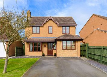 Thumbnail 5 bed detached house for sale in Malvern Drive, Gonerby Hill Foot, Grantham