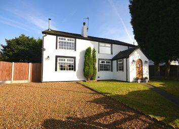 Thumbnail 4 bed cottage for sale in Waters Nook Road, Westhoughton