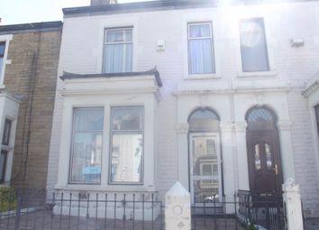 Thumbnail 4 bedroom terraced house for sale in Deepdale Road, Preston