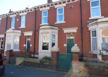 Thumbnail 3 bed terraced house for sale in Cartington Terrace, Heaton, Newcastle Upon Tyne
