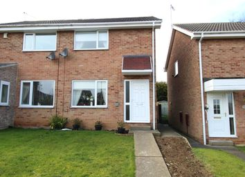 Thumbnail 2 bed semi-detached house for sale in Scafell Place, North Anston, Sheffield