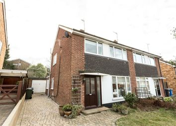Thumbnail 3 bed semi-detached house for sale in Poolmans Road, Windsor, Berkshire