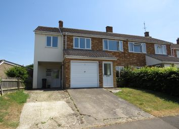 Thumbnail 4 bedroom semi-detached house for sale in Baronshurst Drive, Chalgrove, Oxford