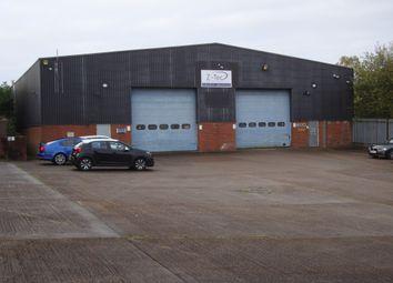 Thumbnail Warehouse for sale in Bradley Road, Stourbridge