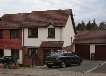 Thumbnail 3 bed end terrace house to rent in Mariners Way, Paignton