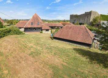 Thumbnail 8 bed barn conversion for sale in Amberley Castle Lane, Amberley