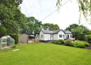 Thumbnail 3 bed detached bungalow for sale in Aldersey Lane, Tattenhall, Chester