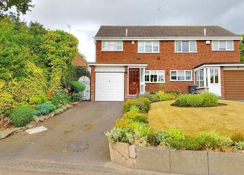 Thumbnail 3 bed semi-detached house for sale in Wigmore Lane, West Bromwich, West Midlands