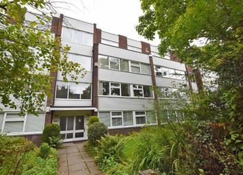Thumbnail 2 bed flat for sale in Mayfair Court, Mersey Road, West Didsbury, Manchester