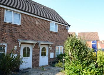 Thumbnail 2 bed end terrace house for sale in Angus Close, Winnersh, Wokingham