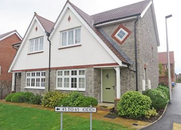 Thumbnail 3 bed semi-detached house to rent in Bray Road, Holsworthy