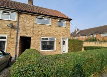 Thumbnail 3 bed end terrace house for sale in Rosedale Grove, Hull