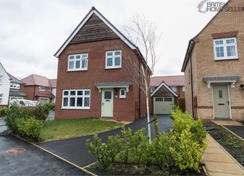 Thumbnail 3 bed detached house for sale in Duke Grove, Saighton, Chester, Cheshire