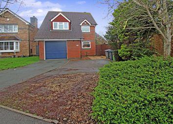 3 bed detached house for sale in Broadcloth Lane, Trowbridge, Wiltshire BA14