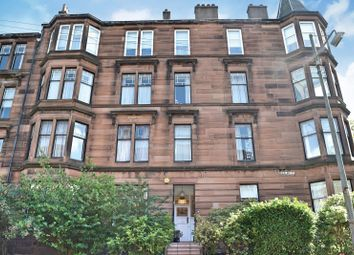 Thumbnail 4 bedroom flat for sale in Falkland Street, Glasgow