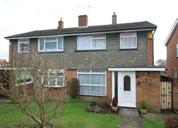 3 bed semi-detached house for sale in Colesdale, Cuffley, Hertfordshire EN6
