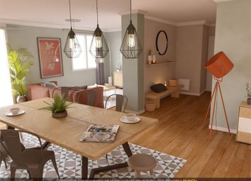 Thumbnail 2 bed apartment for sale in Bourgogne, Saône-Et-Loire, Macon
