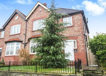 Thumbnail 3 bed semi-detached house for sale in Edward Street, Macclesfield