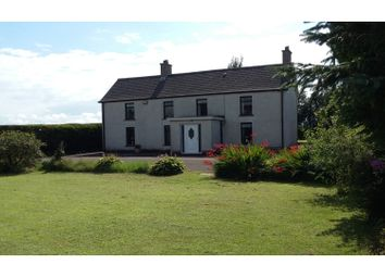 Thumbnail 5 bed detached house for sale in Ballycregagh Road, Ballymena