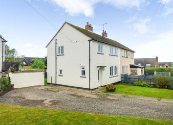 Thumbnail 3 bed semi-detached house for sale in Brow Top, Low Row, Brampton, Cumbria
