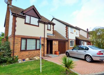 Thumbnail 3 bed detached house to rent in Jersey Park, Swindon