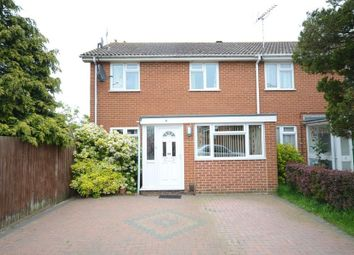 Thumbnail 4 bedroom end terrace house to rent in Harwich Close, Lower Earley, Reading