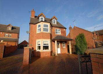 Thumbnail 5 bed detached house for sale in Stafford Road, Uttoxeter