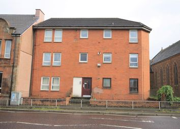 Thumbnail 1 bed flat for sale in Cambusnethan Street, Flat 3, Wishaw