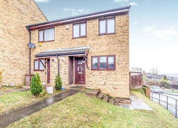 Thumbnail 3 bed terraced house to rent in Mermaid Close, Walderslade, Chatham