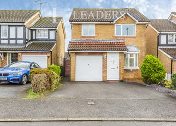 Thumbnail 3 bed detached house to rent in Harrier Close, Waterlooville