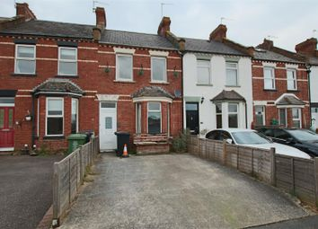 Thumbnail 2 bed terraced house for sale in Fairview Terrace, Pinhoe, Exeter