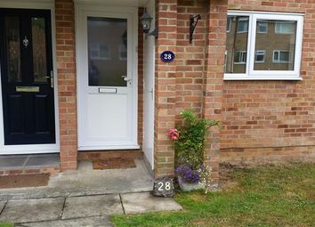 Thumbnail 1 bed flat to rent in Clavell Close, Parkwood Rainham