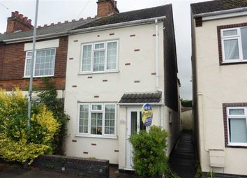 Thumbnail 2 bed terraced house for sale in Sapcote Road, Stoney Stanton, Leicester