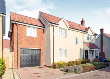 Thumbnail 3 bed property to rent in Overledges Road, Saffron Walden