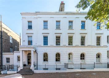 Thumbnail 2 bedroom flat for sale in Camberwell Grove, London