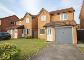 Thumbnail 3 bed detached house for sale in Meadow Way, Bradley Stoke, Bristol