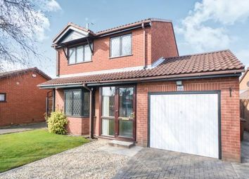 Thumbnail 3 bed detached house for sale in Elsham Crescent, Lincoln, Lincolnshire, .