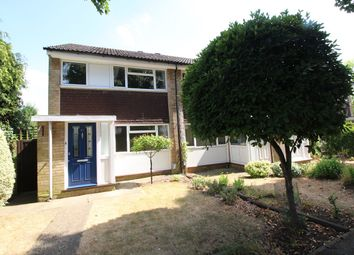 Thumbnail 3 bed end terrace house to rent in Keats Way, Hitchin
