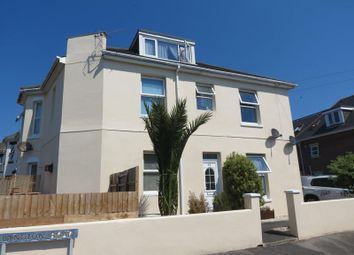 Thumbnail 3 bed flat for sale in Portman Road, Boscombe, Bournemouth