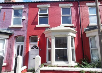 Thumbnail 3 bedroom terraced house for sale in Palatine Road, Wallasey