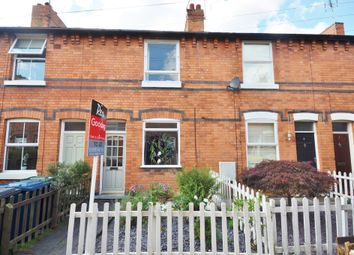 Thumbnail 2 bed terraced house to rent in Edwinstowe Avenue, West Bridgford