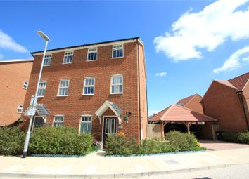 Thumbnail 3 bed semi-detached house for sale in Park View, Castle Hill, Ebbsfleet Valley, Swanscombe